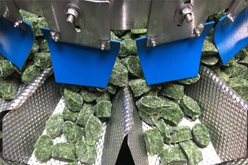 Vegetables Processing